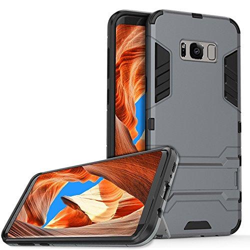 Custodia Samsung Galaxy S8 Plus, Vitutech Bumper Caso per Galaxy S8 Plus Case [Dual Layer] Custodia Bumper Cover in silicone [Protezione goccia] Cover Protettiva per Samsung Galaxy S8 Plus