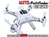 modeltronic Drone Radio Control CX20Cheerson Auto-Pathfinder GPS FPV RTF Open...