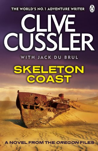 Skeleton Coast: Oregon Files #4 (The Oregon Files) (English Edition)