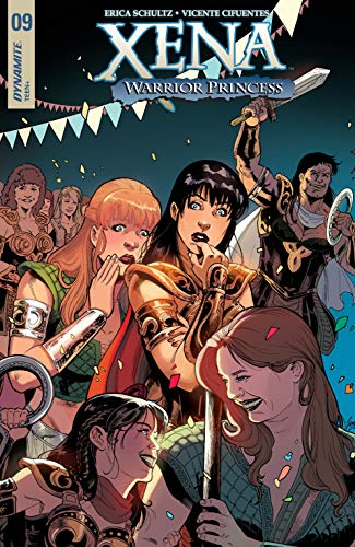 Xena Warrior Princess Vol 4 9 Ebook Erica Schultz Vicente