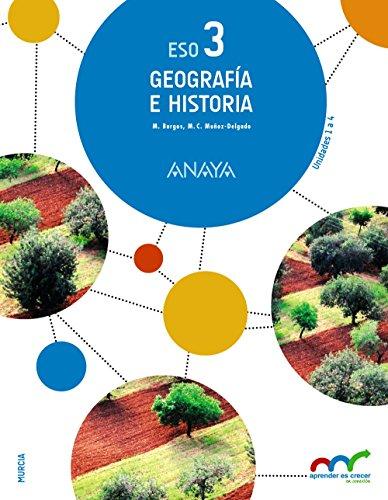 Geografía e historia 3 (trimestres) (aprender es crecer en conexión)