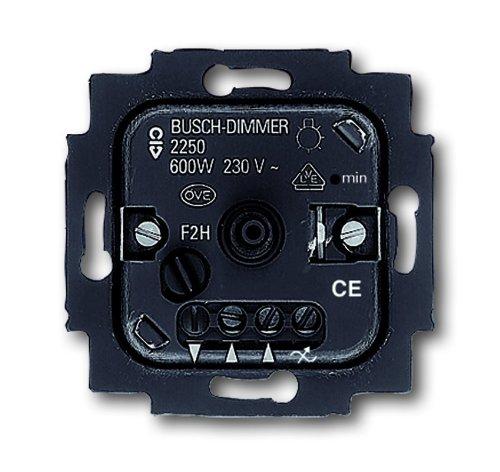 Preisvergleich Produktbild Busch-Jaeger 2250U Busch-Dimmer Einsatz  2250 U