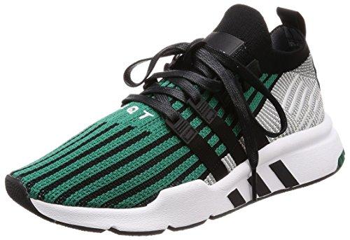 adidas Herren EQT Support Mid ADV Pk Fitnessschuhe, schwarz Negbas/Versub 000, 44 EU
