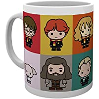 Harry Potter Taza Chibi Personajes, cerámica, 330 ml