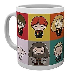 Harry Potter Taza Chibi Personajes, cerámica, 330 ml 7