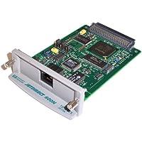 HP Jetdirect 600N - Servidor de impresión (Ethernet LAN, IEEE 802.3, IEEE 802.3u, 10, 100 Mbit/s, IPX/SPX, EtherTalk, DLC/LLC, TCP/IP)