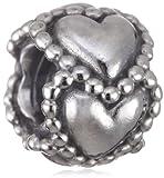 Pandora Damen-Bead Herz 925 Sterling-Silber 79448