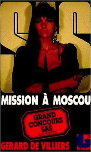 SAS nº99 - Mission à Moscou