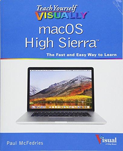 Teach Yourself VISUALLY macOS High Sierra por Paul McFedries