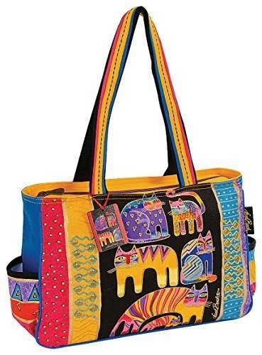 laurel-burch-laurel-burch-fantastic-feline-totem-medium-tote-5123-multi