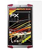 atFolix Schutzfolie kompatibel mit Acer Predator 8 GT-810 Bildschirmschutzfolie, HD-Entspiegelung FX Folie (2X)