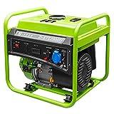 Generador electrico gasolina 230V 2800W ZIPPER ZI-STE2800IV INVERTER USB PC etc