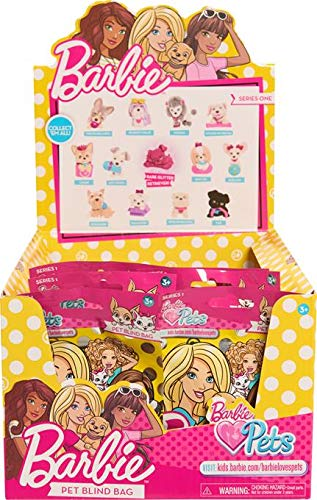 JP Barbie 61755 Barbie Pets Blind Bag