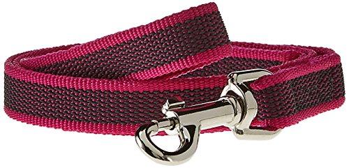 Artikelbild: Julius K9 216GM-PN-S1, Color & Gray gumierte Leine, pink-grau, 20 mm x 1 m mit Schlaufe, max für 50 kg Hunde