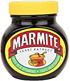 Marmite Yeast Extract Paste in a Glass Jar 250 g (Pack of 4)