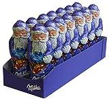 Milka Weihnachtsmann Alpenmilch, 14er Pack (14 x 100g)