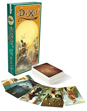 Libellud - Dixit Origins - Extension N° 4 - 3558380024569