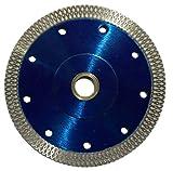125mmx16mm Ultradünner Kreis-ultra dünner Kreis-Diamant Sägeblatt für das Schneiden von Granit-keramischem Marmorporzellan-Fliesen