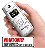 AlcoSense Lite Breathalyzer & Alcohol Tester (English/Welsh/Northern Irish Limit) What Car? Best Breathalyser Under £40