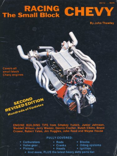 Racing the Small Block Chevy por John Thawley