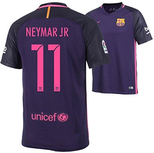 Trikot Nike FC Barcelona 2016-2017 Away (Neymar 11, 164)