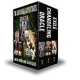 The Jade Ihara Adventures: Omnibus Edition