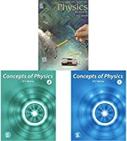 Foundation Science Physics for Class - X (2019-20) Examination) +Concept of Physics Part-2 (2019-20 Session) b