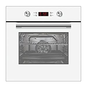 Statesman BSM60WH Built-In Multi-Function Oven, White