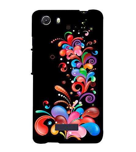 PrintVisa Designer Back Case Cover for Micromax Unite 3 Q372 :: Micromax Q372 Unite 3 (books television charger data cable bluetooth)  available at amazon for Rs.349
