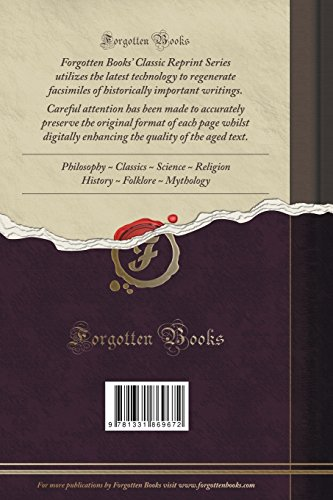 Wines: Scriptural and Ecclesiastical (Classic Reprint)