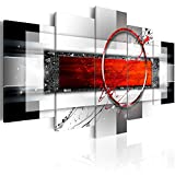 murando - Cuadro en Lienzo 200x100 cm - Abstraccion - Impresion en calidad fotografica - Cuadro en lienzo...