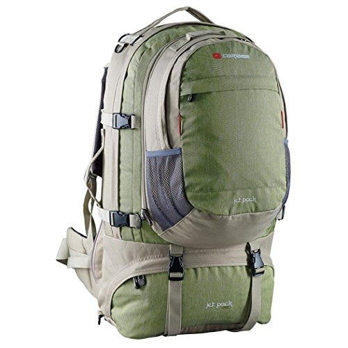 caribee-jet-pack-mantis-trekking-zaino-da-viaggio-66-cm-65-litri-verde