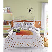 James And The Giant Peach Double Duvet Set