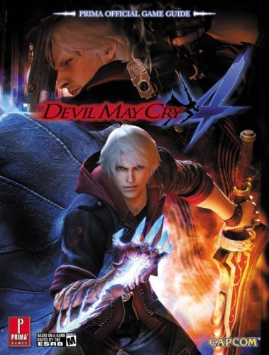 Devil May Cry 4: Prima Official Game Guide (Prima Official Game Guides) by Dan Birlew (2008-02-05)