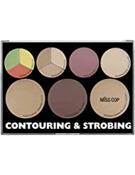 Miss Cop Kit Strobing Contouring