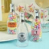 personalisierbar Champagner Flasche Kunststoff Box aus der Design your own Collection
