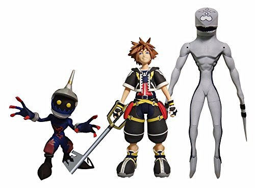 Kingdom Hearts APR178613 - Action Figure Select Series 1 Sora and Soldier
