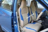 #7: FRONTLINE PU Leather Car Seat Cover For Maruti Alto K10