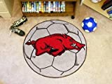 Fanmats 2129 University of Arkansas Fu-ball Rug