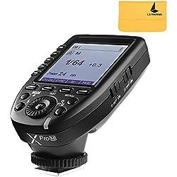 Godox XPro-N TTL Déclencheur de Flash émetteur Grand écran Incliné Motif 5 Boutons de Groupe Dédiés 11 Fonctions Personnalisables pour Nikon D3 D5 D5300 D800 D5000 D5100 etc
