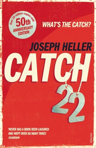 Catch-22: 50th Anniversary Edition by Joseph Heller (2011-06-23)
