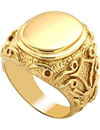 Chevalière - Plaqué or - 5200171