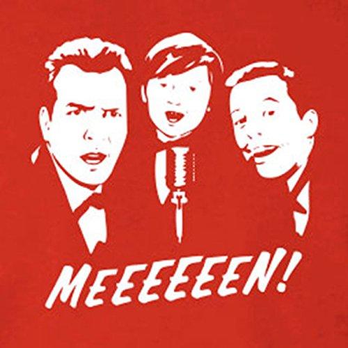 Meeeen! - Herren T-Shirt Lila