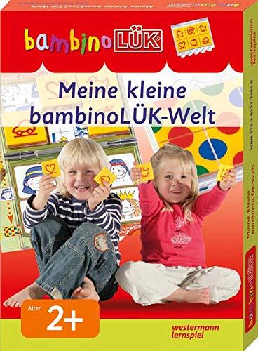 bambinoLÜK-Sets: bambinoLÜK-Set: Meine kleine bambinoLÜK-Welt - Spielzeug Günstig Kleinkind