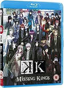 K - Missing Kings - Standard BD [Blu-ray]