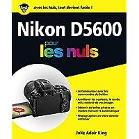 Nikon D5600 pour les Nuls grand format