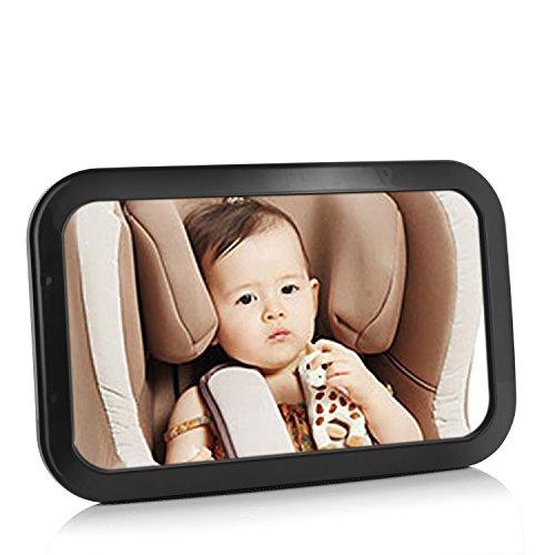 Espejos retrovisores para coches tu quieres for Espejo para coche para ver al bebe