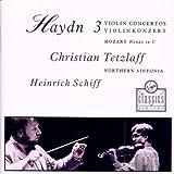 : Violin Concertos (Tetzlaff, Pesek)
