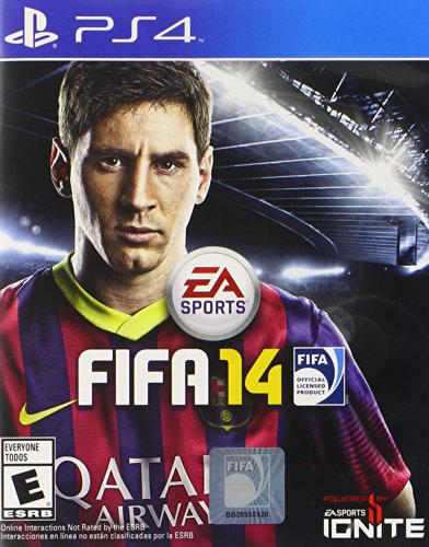 Electronic Arts FIFA 14, PS4 Básico PlayStation 4 vídeo - Juego (PS4, PlayStation 4, Deportes,...