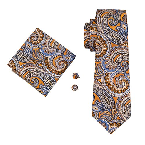 hi-tie-corbata-para-hombre-azul-naranja-talla-unica
